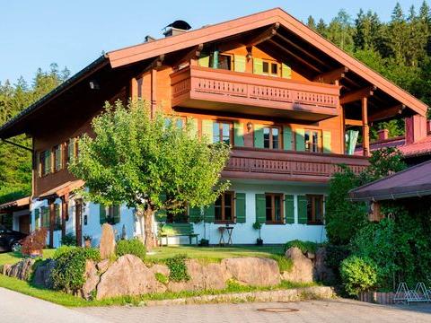 Ferienwohnungen im Haus Davis in Reit im Winkl im Sommer zu vermieten
