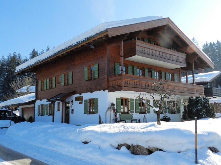 Haus Davis Winter von Nord West